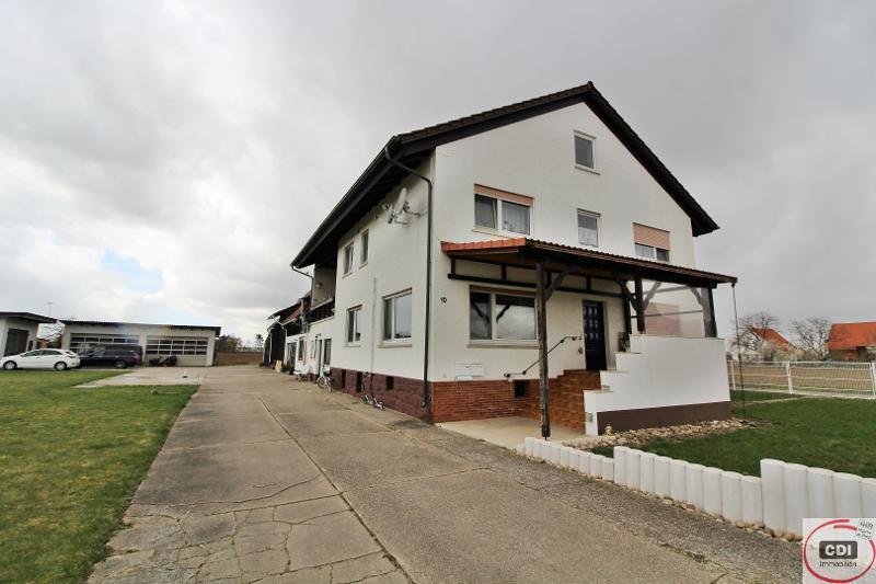 Gepflegte 3-Zimmerwohnung mit ländlichem Ausblick in Gernsheim-Allmendfeld