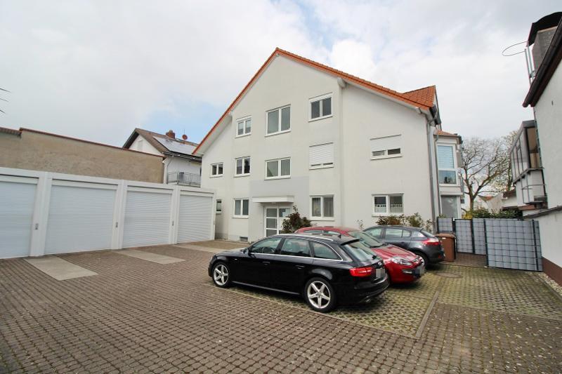 Gut geschnittene 3-Zimmer-Eigentumswohnung mit zwei Balkonen in Gernsheim