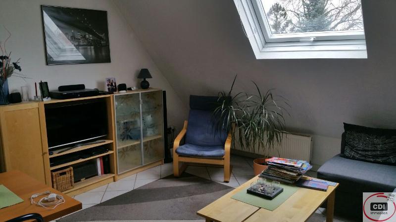 Gepflegte 2 Zimmer-Wohnung in ruhiger Wohnlage von Stockstadt
