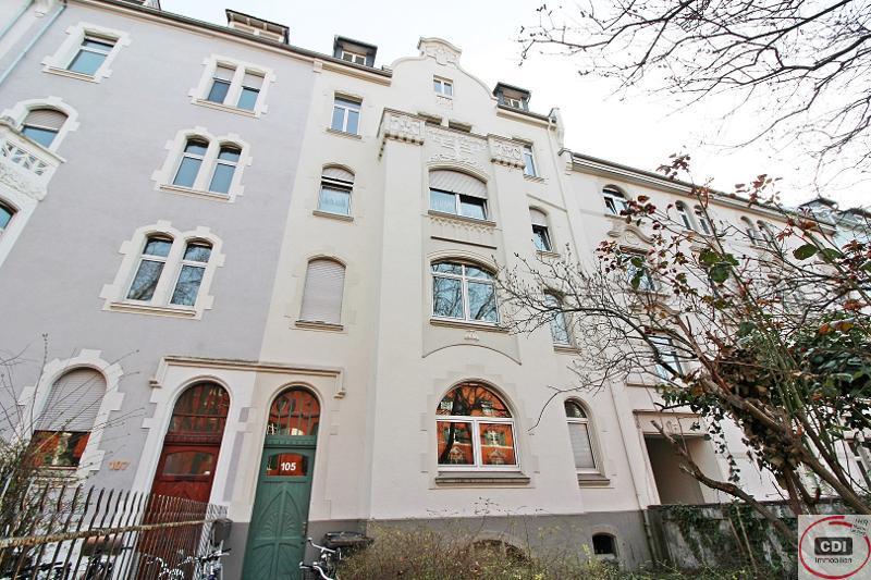Repräsentative 3- Zimmer Stil-Altbauwohnung im Erdgeschoss im nördlichen Martinsviertel