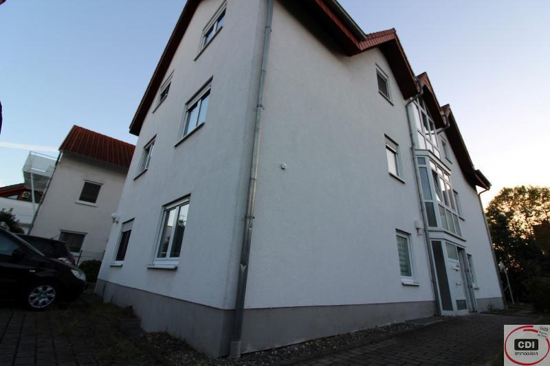 Gemütliche 2-Zimmer-Erdgeschosswohnung mit Terrasse und Gartennutzung in ruhiger, zentraler Lage von Biebesheim