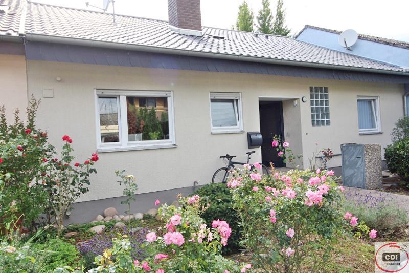 Hochwertiger Bungalow in ruhiger Wohnlage von Edingen-Neckarhausen