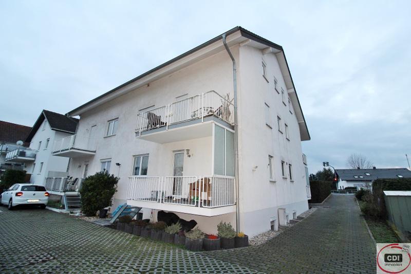Gepflegte 3-Zimmer Eigentumswohnung in Gernsheim