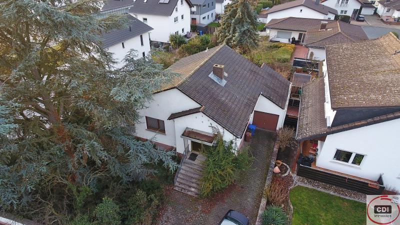 Freistehendes Einfamilienhaus in ruhiger Wohnlage von Biebesheim
